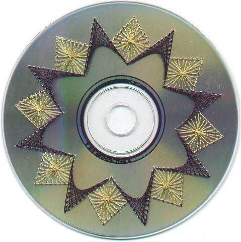 Нитяная графика (изонить (изображение нитью), ниточный дизайн) — графическое изображение, выполненное нитками на любом твёрдом основании. Пример готовой работы 2